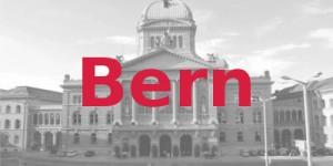 Foto von der vom Bundeshaus Bern
