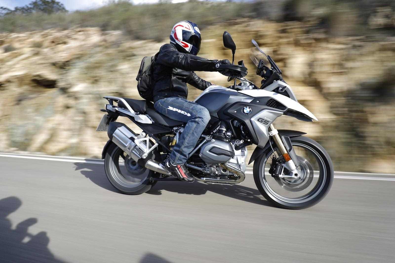 guter Motorradfahrer
