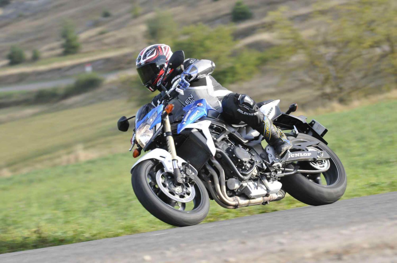 Motorrad Fahrschule für angehende Motorradfahrer